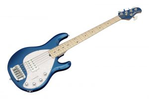 Music Man USA Stingray 5 BP - Blue Pearl MN MH