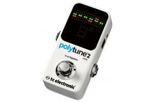 TC Electronic PolyTune 2 mini - b-stock (1x opened box)