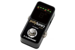 TC Electronic PolyTune 2 mini Noir - b-stock (1x opened box)
