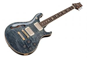 PRS USA McCarty 594 Semi-Hollow Limited FW - Faded Whale Blue