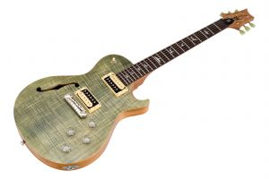 PRS SE Zach Myers Signature Flame Top TG - Trampas Green