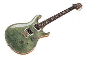 PRS USA Custom 24 TG - Trampas Green - Pattern Regular neck