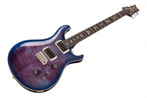 PRS USA Custom 24 VJ - Violet Blue Burst