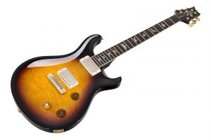PRS USA McCarty Experience Wood Library 10-Top MT - McCarty Tobacco Sunburst