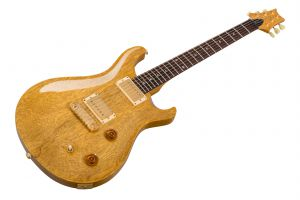 PRS USA McCarty Korina Limited Edition 2008 - Gold HW - only 2.97 kg!
