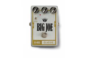 Big Joe R-402 Classic Tube Overdrive