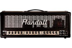 Randall USA RM100 MTS Tube Amp Head (excl. modules)