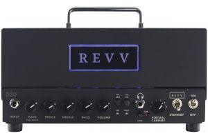 Revv D20 Amp Head - 1x opened box