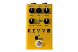 Revv G2 Dynamic Overdrive - Gold Limited Edition