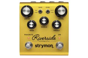Strymon Riverside - 1x opened box