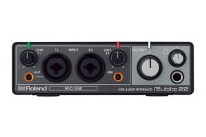 Roland RUBIX22 - 2 In / 2 Out High Resolution USB Audio Interface