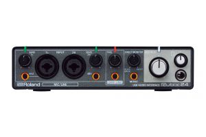 Roland RUBIX24 - 2 In / 4 Out High Resolution USB Audio Interface