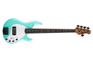 Music Man USA Stingray 5 Special CT - Cruz Teal