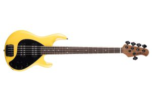 Music Man USA Stingray 5 Special HH GY - HD Yellow RW
