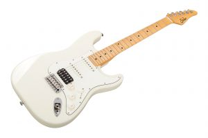 Suhr Classic S HSS OW - Olympic White MN