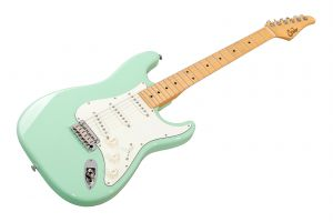 Suhr Classic S SSS SG - Surf Green MN