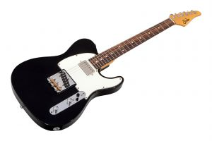 Suhr Classic T Antique SH BK - Black RW