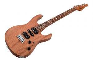 Suhr Modern Satin HSH NS - Natural Satin PF