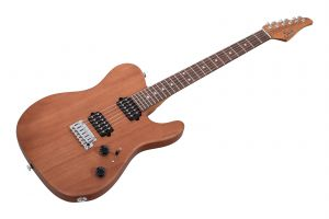 Suhr Modern T Satin HH NS - Natural Satin