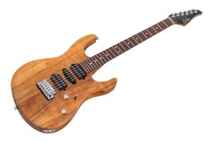 Suhr Modern Custom Shop - Koa Natural Oil