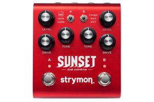 Strymon Sunset - 1x opened box