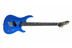 Ormsby SX Carved Top GTR7 (Run 8) Multiscale BMG - Blue Metallic Gloss