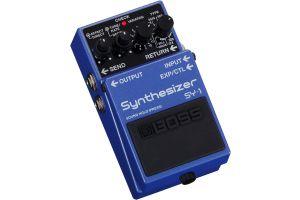 Boss SY-1 Synthesizer - 1x opened box