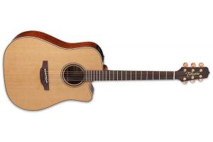 Takamine P3DC Pro Series - Natural Satin