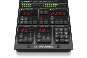 TC Electronic TC2290-DT Dynamic Digital Delay Plug-In + Desktop Controller - b-stock (1x opened box)