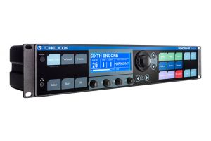TC Helicon VoiceLive Rack incl. MP-75 Mic - b-stock (1x opened box)