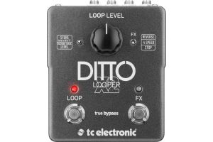 TC Electronic Ditto X2 Looper - b-stock (1x opened box)