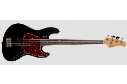 Suhr Classic J Bass SS BLK - Black RW