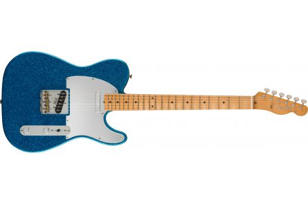 Fender J Mascis Telecaster - Bottle Rocket Blue Flake