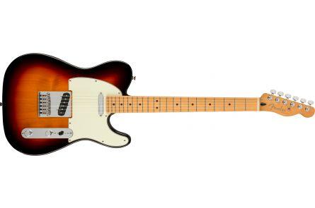 Fender Player Plus Telecaster, MN - 3-Color Sunburst