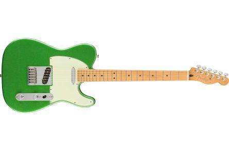 Fender Player Plus Telecaster, MN - Cosmic Jade
