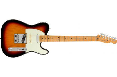 Fender Player Plus Nashville Telecaster, MN - 3-Color Sunburst