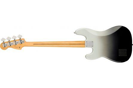 Fender Player Plus Precision Bass, MN - Silver Smoke