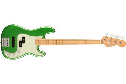 Fender Player Plus Precision Bass, MN - Cosmic Jade