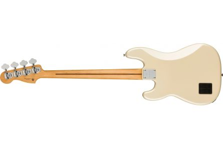 Fender Player Plus Precision Bass, PF - Olympic Pearl