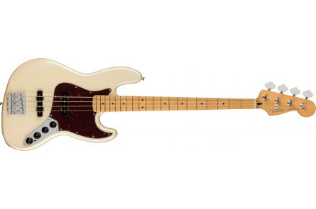 Fender Player Plus Jazz Bass, MN - Olympic Pearl