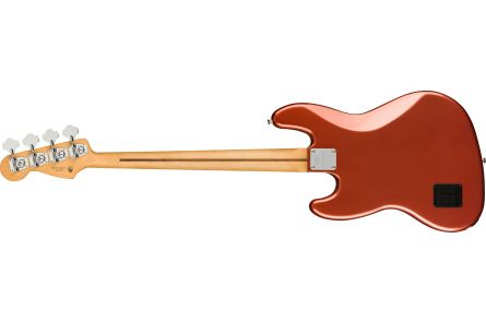 Fender Player Plus Jazz Bass, MN - Aged Candy Apple Red