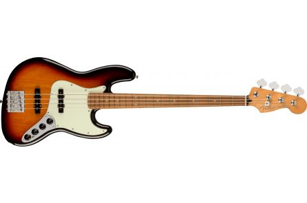 Fender Player Plus Jazz Bass, PF - 3-Color Sunburst