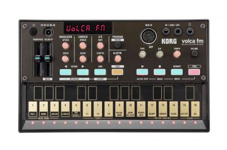 Korg Volca FM - FM-Synthesizer with Sequenzer