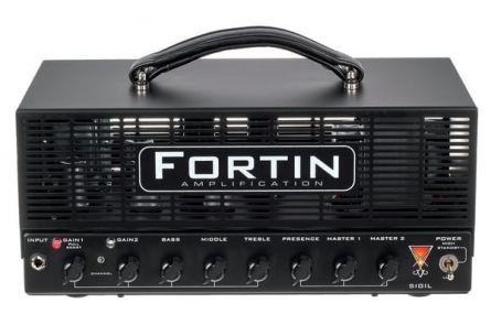 Fortin SIGIL, 2 channel tube amp, 6V6, 20W