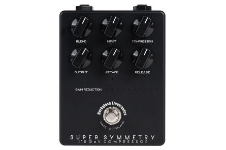 Darkglass Super Symmetry LTD BK - b-stock (1x opened box)
