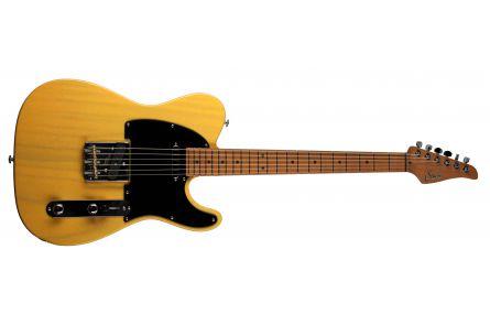 Suhr Classic T Paulownia SS Ltd TBS - Trans Butterscotch MN