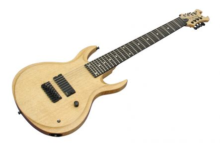 Schecter USA Custom Shop Devil-8 Korina