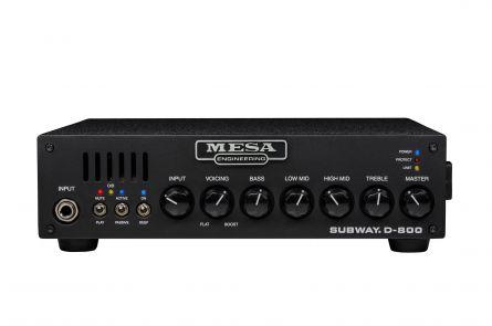 Mesa Boogie Subway D-800 Head