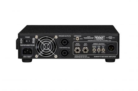 Mesa Boogie Subway D-800 Head