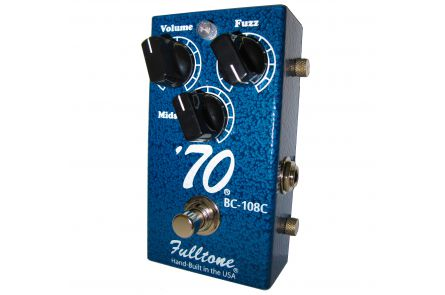 Fulltone 70-BC Fuzz - b-stock (1x opened box)